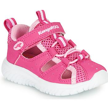 kengät Tytöt Sandaalit ja avokkaat Kangaroos KI-Rock Lite EV Pink