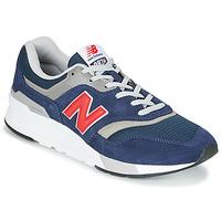 kengät Matalavartiset tennarit New Balance 997 Sininen / Punainen