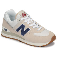 kengät Matalavartiset tennarit New Balance 574 Grey / Blue