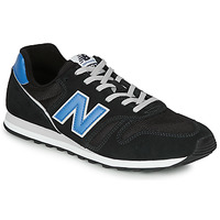 kengät Miehet Matalavartiset tennarit New Balance 373 Black / Blue