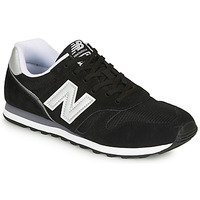 kengät Miehet Matalavartiset tennarit New Balance 373 Musta