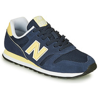 kengät Naiset Matalavartiset tennarit New Balance 373 Blue / Yellow