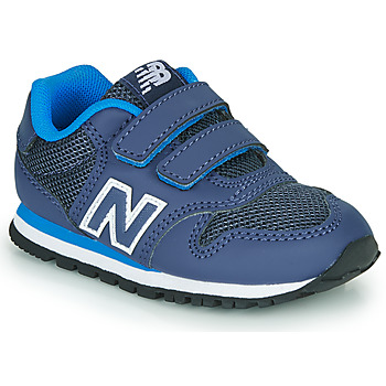 kengät Pojat Matalavartiset tennarit New Balance 500 Blue