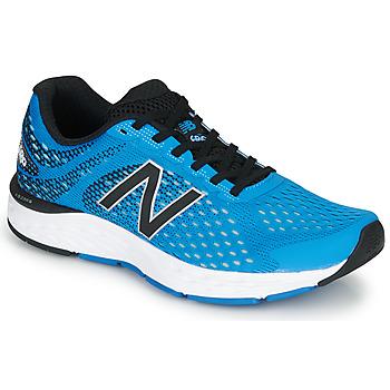 kengät Miehet Juoksukengät / Trail-kengät New Balance M680SE7 Blue
