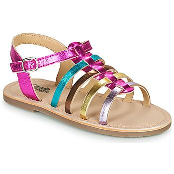 kengät Tytöt Sandaalit ja avokkaat Citrouille et Compagnie MAYANA Multicolour