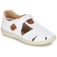 kengät Pojat Sandaalit ja avokkaat Citrouille et Compagnie GUNCAL White
