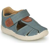 kengät Pojat Sandaalit ja avokkaat Citrouille et Compagnie GUNCAL Grey