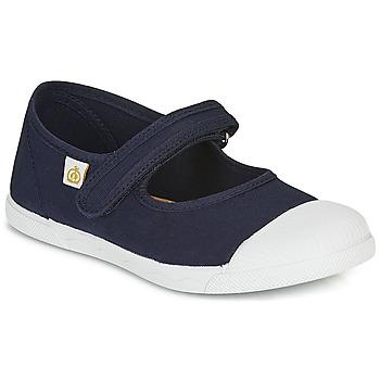 kengät Lapset Balleriinat Citrouille et Compagnie APSUT Sininen / Laivastonsininen