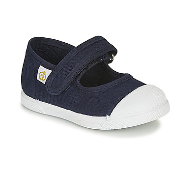 kengät Lapset Balleriinat Citrouille et Compagnie APSUT Blue / Laivastonsininen