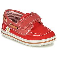 kengät Pojat Purjehduskengät Citrouille et Compagnie GASCATO Red