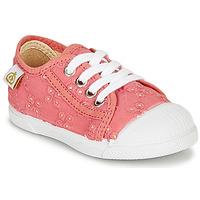 kengät Tytöt Matalavartiset tennarit Citrouille et Compagnie MALIKA Pink