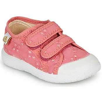 kengät Tytöt Matalavartiset tennarit Citrouille et Compagnie MELVINA Pink