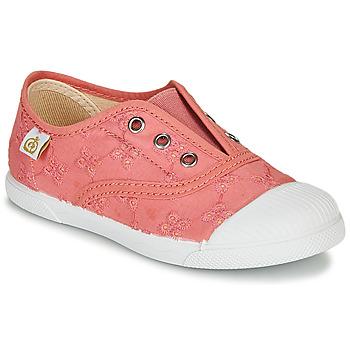 kengät Tytöt Matalavartiset tennarit Citrouille et Compagnie RIVIALELLE Pink