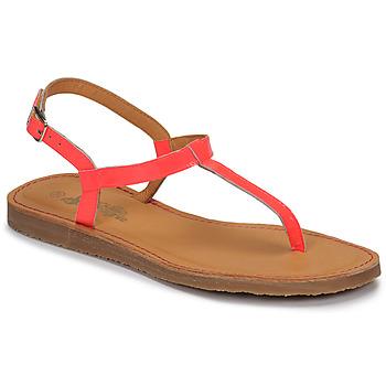 kengät Tytöt Varvassandaalit Citrouille et Compagnie MIZZA Pink