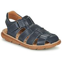 kengät Pojat Sandaalit ja avokkaat Citrouille et Compagnie GLENO Laivastonsininen
