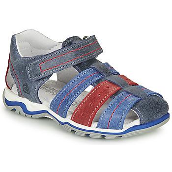 kengät Pojat Sandaalit ja avokkaat Citrouille et Compagnie MARIDO Blue