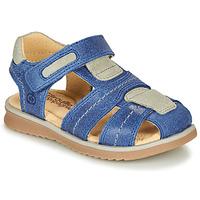 kengät Pojat Sandaalit ja avokkaat Citrouille et Compagnie MABILOU Blue