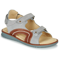 kengät Pojat Sandaalit ja avokkaat Citrouille et Compagnie MASTIKO Grey