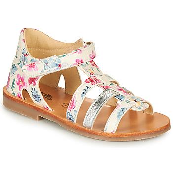 kengät Tytöt Sandaalit ja avokkaat Citrouille et Compagnie MIDINA Multicolour