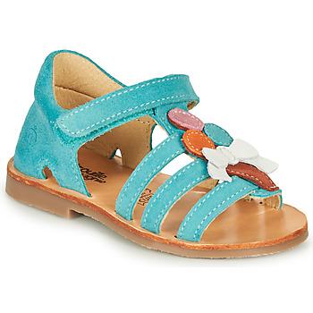 kengät Tytöt Sandaalit ja avokkaat Citrouille et Compagnie MIETTE Green