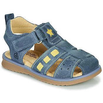 kengät Pojat Sandaalit ja avokkaat Citrouille et Compagnie MARINO Laivastonsininen