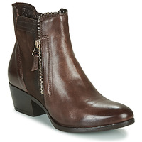 kengät Naiset Bootsit Mjus DALLAS-DALLY Bordeaux
