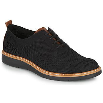 kengät Miehet Derby-kengät IGI&CO  Black