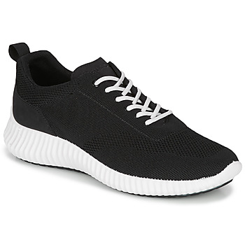kengät Miehet Matalavartiset tennarit IgI&CO 5123422 Black