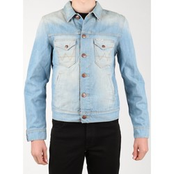 vaatteet Miehet Farkkutakki Wrangler Denim Jacket W458QE20T blue