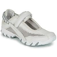 kengät Naiset Urheilusandaalit Allrounder by Mephisto NIRO White