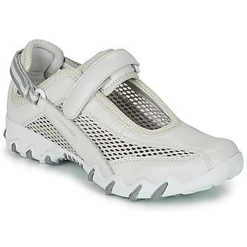 kengät Naiset Juoksukengät / Trail-kengät Allrounder by Mephisto NIRO White