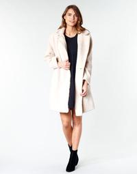 vaatteet Naiset Paksu takki Betty London  Beige