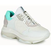 kengät Naiset Matalavartiset tennarit Bronx BAISLEY White