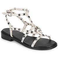 kengät Naiset Sandaalit ja avokkaat Bronx THRILL White