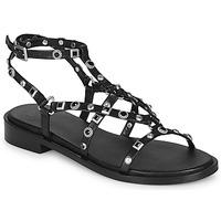 kengät Naiset Sandaalit ja avokkaat Bronx THRILL Black