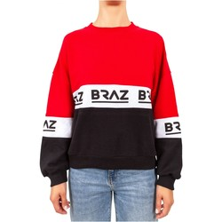 vaatteet Naiset Svetari Braz 120972TSH Punainen