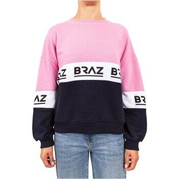 vaatteet Naiset Svetari Braz 120972TSH Vaaleanpunainen