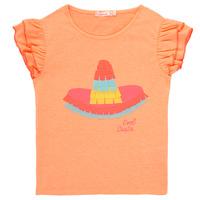 vaatteet Tytöt Lyhythihainen t-paita Billieblush / Billybandit NORE Oranssi