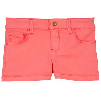 vaatteet Tytöt Shortsit / Bermuda-shortsit Billieblush / Billybandit NOZA Pink