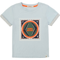 vaatteet Pojat Lyhythihainen t-paita Billieblush / Billybandit NOLVIO Blue
