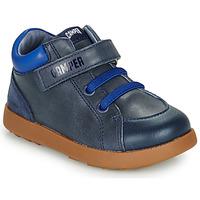 kengät Pojat Matalavartiset tennarit Camper Bryn FW Blue