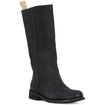 kengät Naiset Saappaat Felmini BLACK CRONO Nero
