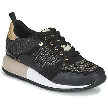 kengät Naiset Matalavartiset tennarit Gioseppo ANZAC Black