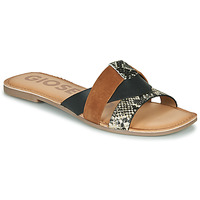 kengät Naiset Sandaalit Gioseppo LANTANA Black / Cognac