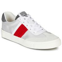 kengät Pojat Matalavartiset tennarit Gioseppo KANPUR Grey / Red
