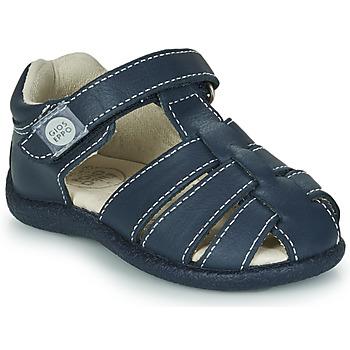 kengät Pojat Sandaalit ja avokkaat Gioseppo LUINO Laivastonsininen