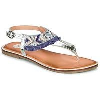kengät Tytöt Sandaalit ja avokkaat Gioseppo BERMUDAS Blue / White
