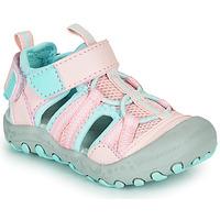 kengät Tytöt Urheilusandaalit Gioseppo TONALA Vaaleanpunainen
