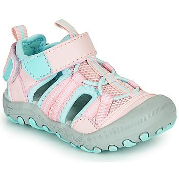 kengät Tytöt Urheilusandaalit Gioseppo TONALA Pink