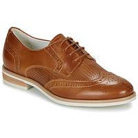 kengät Naiset Derby-kengät André BEKKI Camel